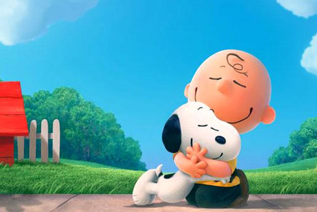 Snoopy-y-Charlie-Brown