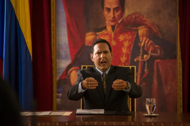 """Andrés Parra: """"No existe un solo venezolano al que el fenómeno de Chávez no le pegue en el estómago, para bien o para mal"""". Credit © 2016 CPR Holdings, inc. All Rights Reserved"""
