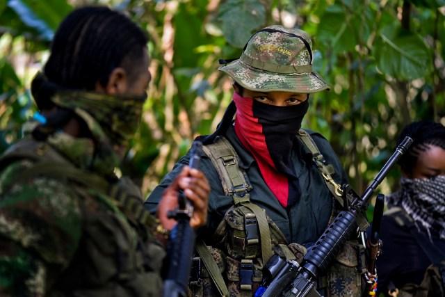 El ELN va a su tercera semana de negociación con el Gobierno colombiano (Foto: AFP)