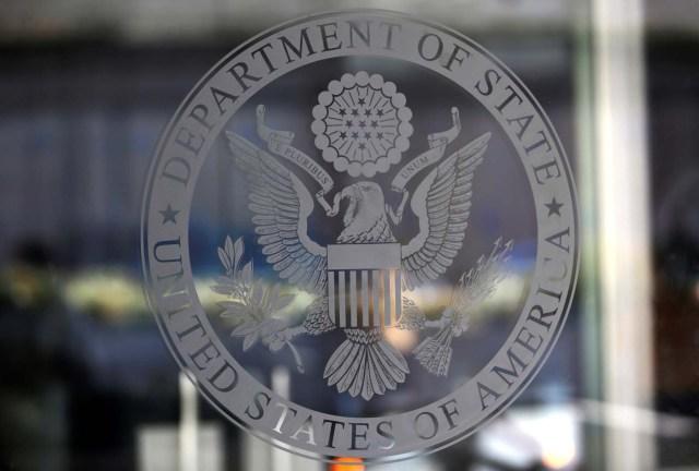 Fachada del Departamento de Estado en Washington (Foto: Reuters)