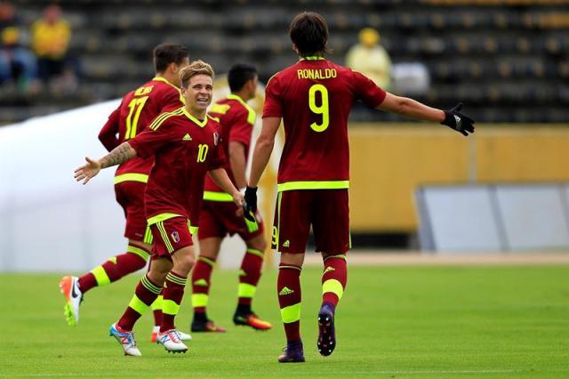 Colombia Sub 20 Hoy: Colombia-Argentina, Uruguay-Brasil Y Ecuador-Venezuela En