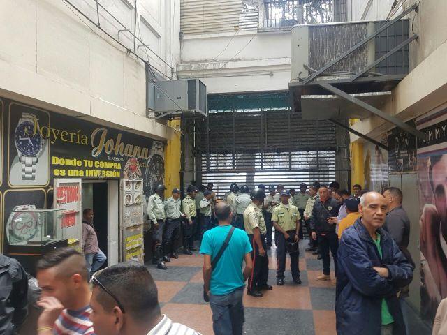 Comerciantes Caracas