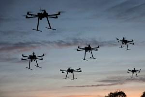 """La """"revolución"""" de los drones iraníes y turcos en las montañas de Irak"""