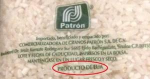 """¿Soberanía alimentaria?  El """"odiado imperio"""" es el que llena de arroz las bolsas CLAP (fotodetalle)"""
