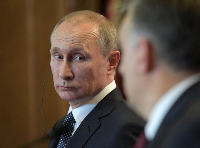 Vladimir Putin (Foto Reuters)
