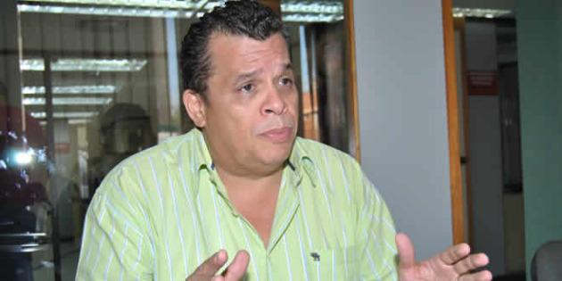 Diputado Garcia: Diputado Juan García: Presencia Militar Sin Aprobación De
