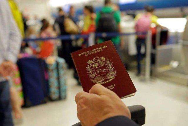 Pasaportes-venezolanos