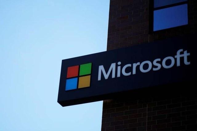 Una oficina de Microsoft en Cambridge, Massachusetts, EEUU.   REUTERS/Brian Snyder/File Photo