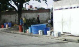 Juan Bautista Mata: Villa Rosa está sufriendo la falta de agua
