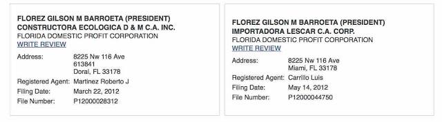 Florez Barroeta Profiles in Florida - Bizapedia