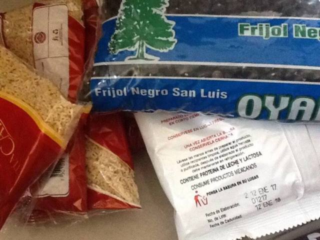 comida mexico clap