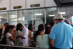 Retienen a 174 venezolanos por irregularidades de estatus migratorio en Panamá