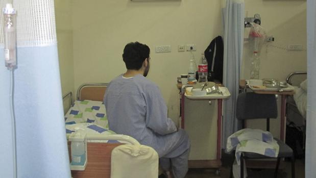 Centro Médico Galilea, en Nahariya en el norte de Israel - EFE