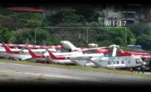 68 días desaparecido el EV0796 y estos tres helicópteros SAR nunca despegaron de La Carlota (fotos)