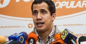 Juan Guaidó: No es cierto que Quevedo ordenó una contraloría interna en Pdvsa