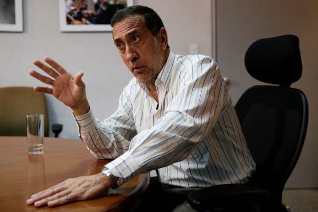 Jose Guerra,diputado a la AN. REUTERS/Marco Bello
