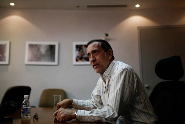 Jose Guerra, diputado a la Asamblea Nacional (Foto: Reuters)