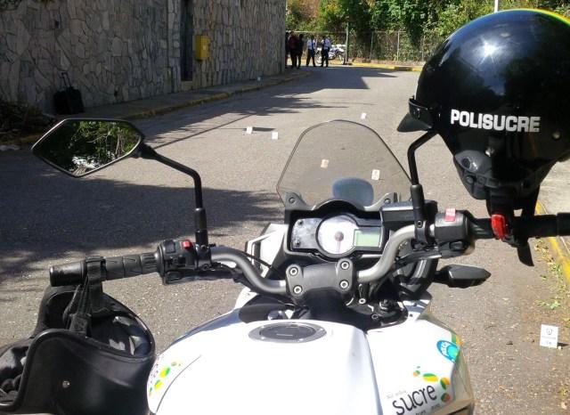 ENFRENTAMIENTO POLISUCRE