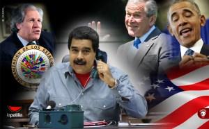 """Con una llamada a Almagro,  Maduro podría acabar con la """"guerra económica"""" de EEUU  a Venezuela"""