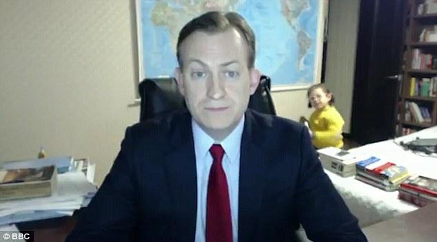corresponsal bbc ninos