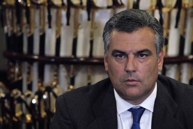 Jesús Silva Fernández (Foto archivo Efe)