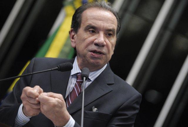 Aloysio Nunes, canciller de Brasil (Foto archivo)
