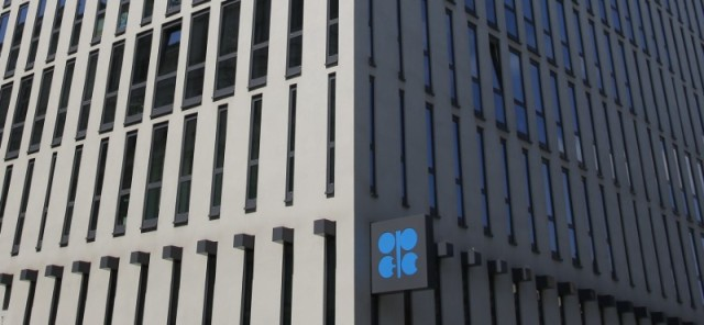 La sede de la OPEP en Viena, Austria.