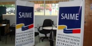 El Saime eliminó la solicitud del pasaporte exprés