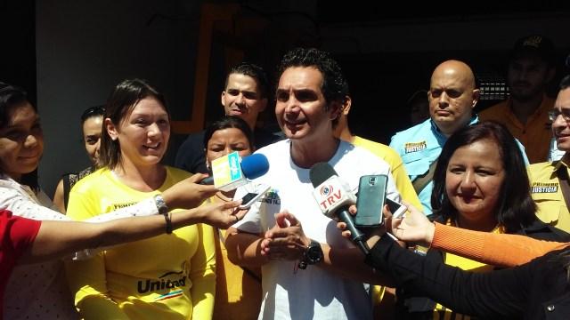 Foto: Prensa Richard Mardo