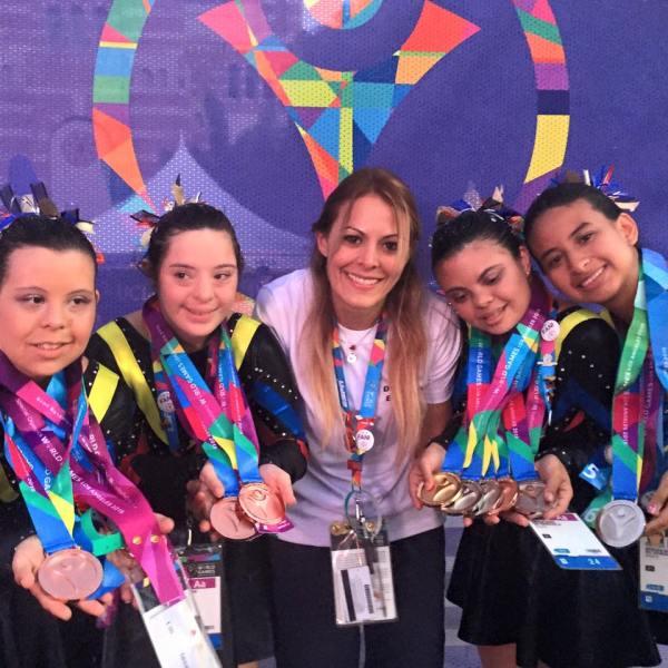Albalia con medallistas 2