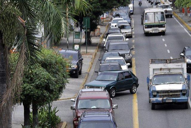 Colas en gasolineras, Barquisimeto, 22 de marzo