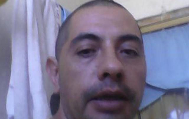 José Luis Santamaría preso político