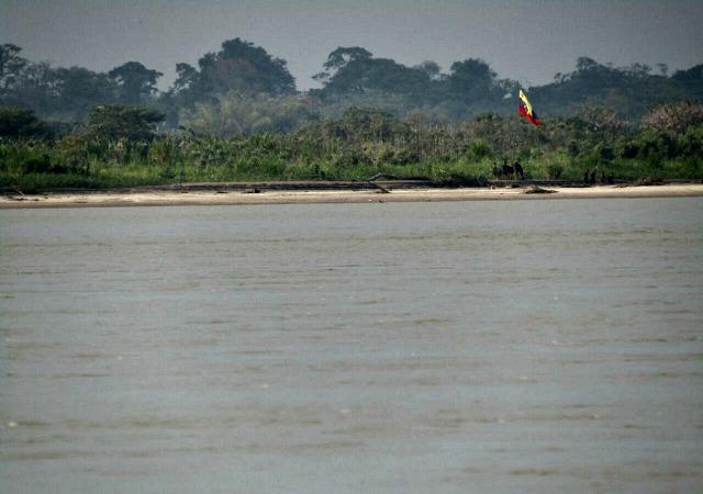 ejercito venezolano incursiona en colombia por el rio arauca