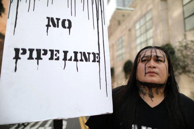 Organizaciones ambientales protestaron a principios de mes