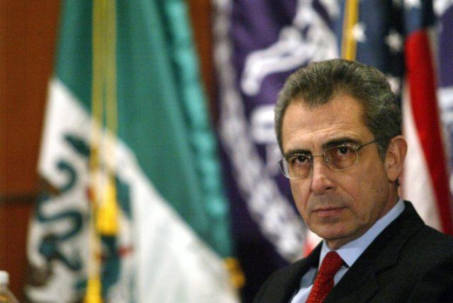 Ex presidente mexicano Ernesto Zedillo/ EFE/ Archivo