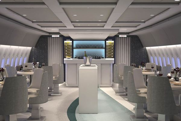 El restaurante de abordo de Crystal, con un chef que realiza el viaje con los pasajeros. (Crystal Cruises)