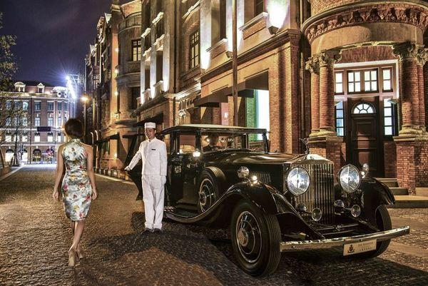Peninsula invirtió en una flota de Rolls Royce para que los pasajeros utilicen en algunos destinos. (Peninsula Hotels)