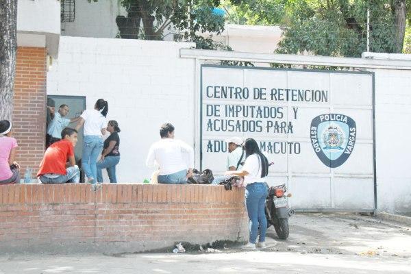 Foto: Centro retención Macuto  / La Verdad de Vargas
