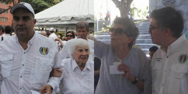 Foto: Familia Lusinchi y Betancourt