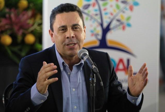 Samuel Reinaldo Moncada, nuevo canciller de la República / AVN