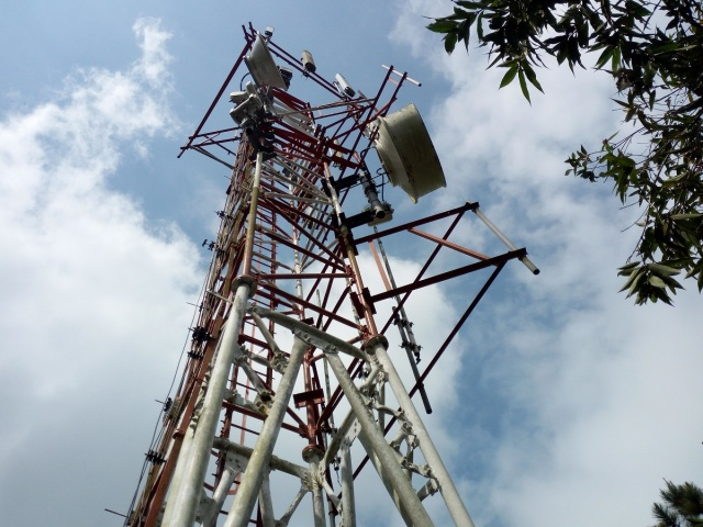 Antena Movistar. Foto Archivo