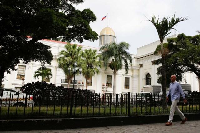 Asamblea Nacional (Foto REUTERS/Marco Bello)