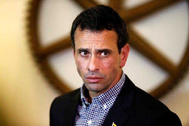 Henrique Capriles (Foto: Reuters)
