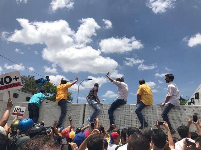 Foto: Prensa Voluntad Popular