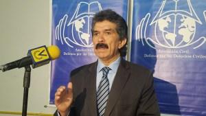 Rafael Narváez: Acción de Ortega Díaz en La Haya ratifica denuncias de violación de DDHH por el gobierno