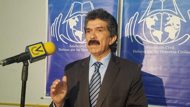 Rafael Narvaez (Foto: Prensa de Solidaridad)