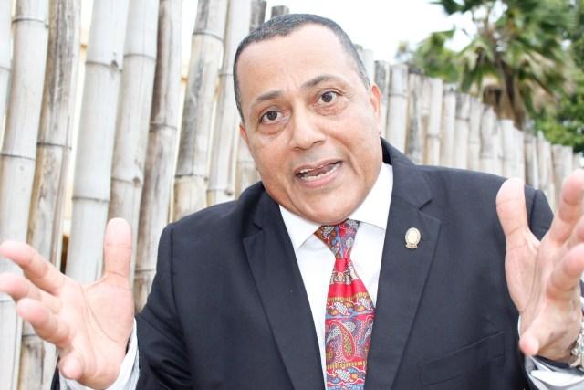 Jorge Otaiza, vicepresidente Colegio Abogados