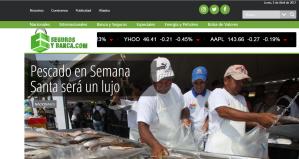 Leocenis García lanzó nuevo portal financiero SegurosyBanca.com