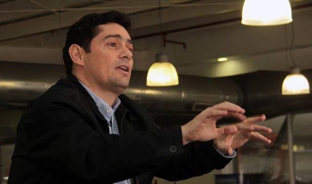 Carlos Vecchio, Coordinador Político de Voluntad Popular.