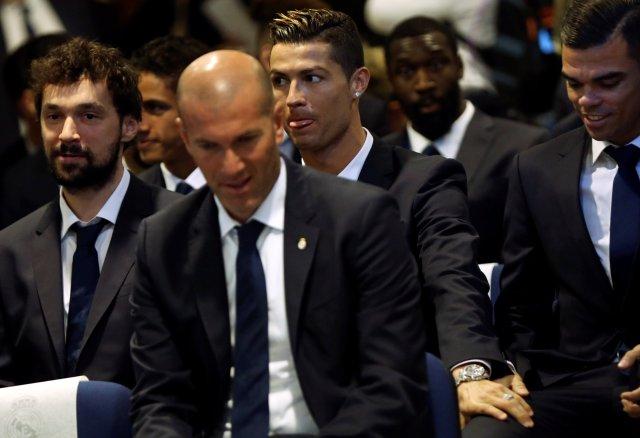 El técnico del Real Madrid, Zinedine Zidane (Foto: Reuters)